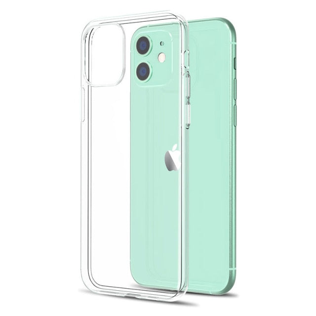 Ultra Thin Clear Case for iPhone 13 Pro