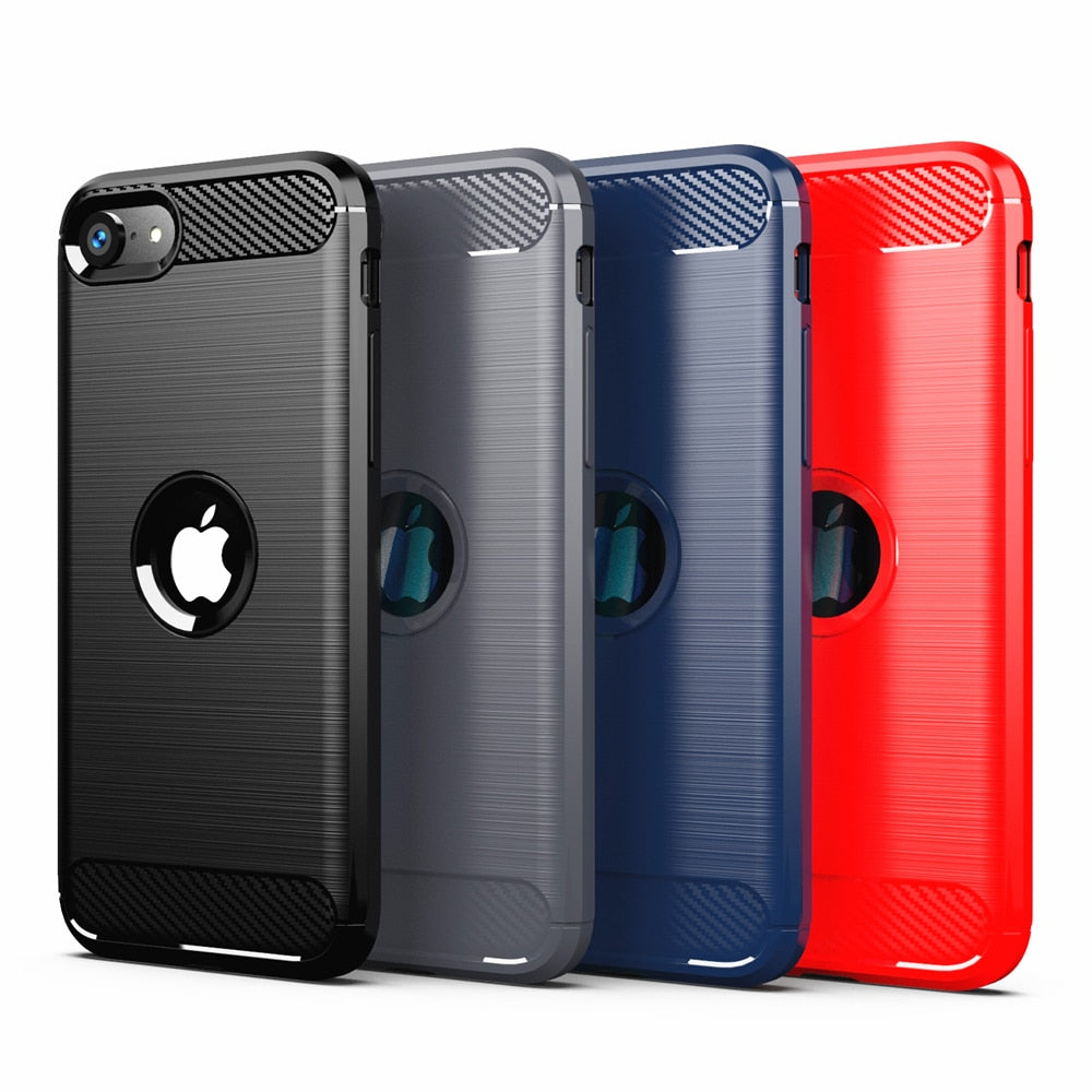 Sturdy Industrial Style Case for iPhone 13