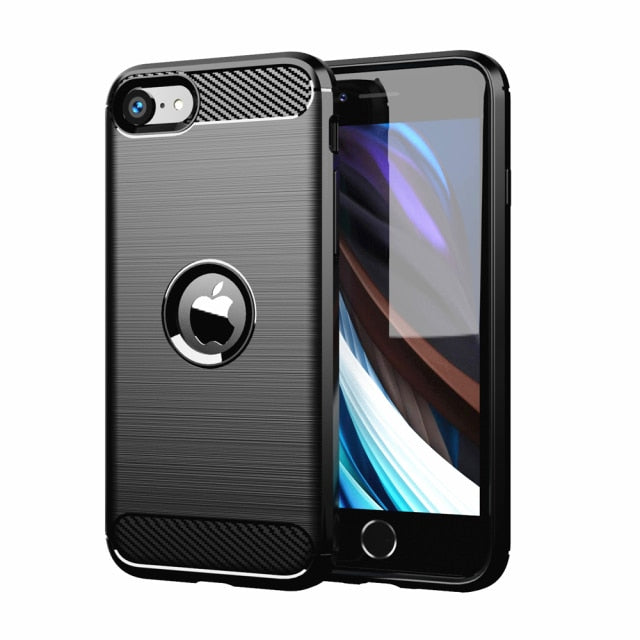 Sturdy Industrial Style Case for iPhone 13 Pro