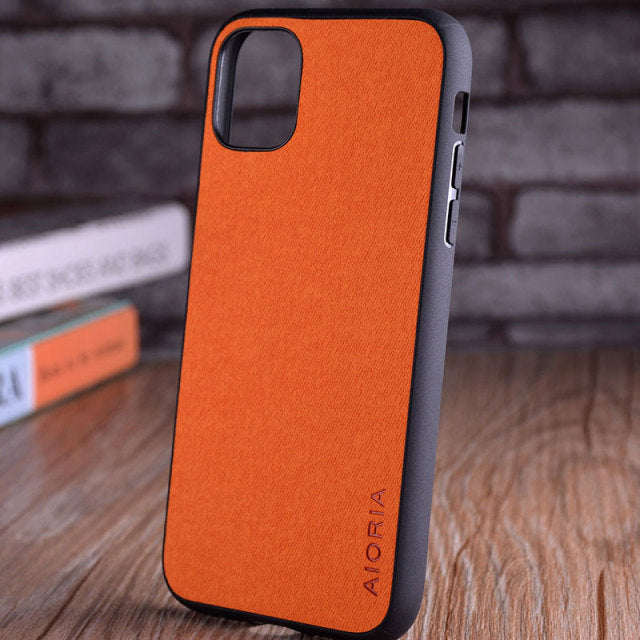 Vintage Leather Case for iPhone 13 mini