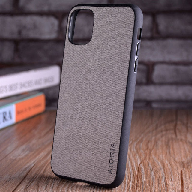Vintage Leather Case for iPhone 13 Pro Max