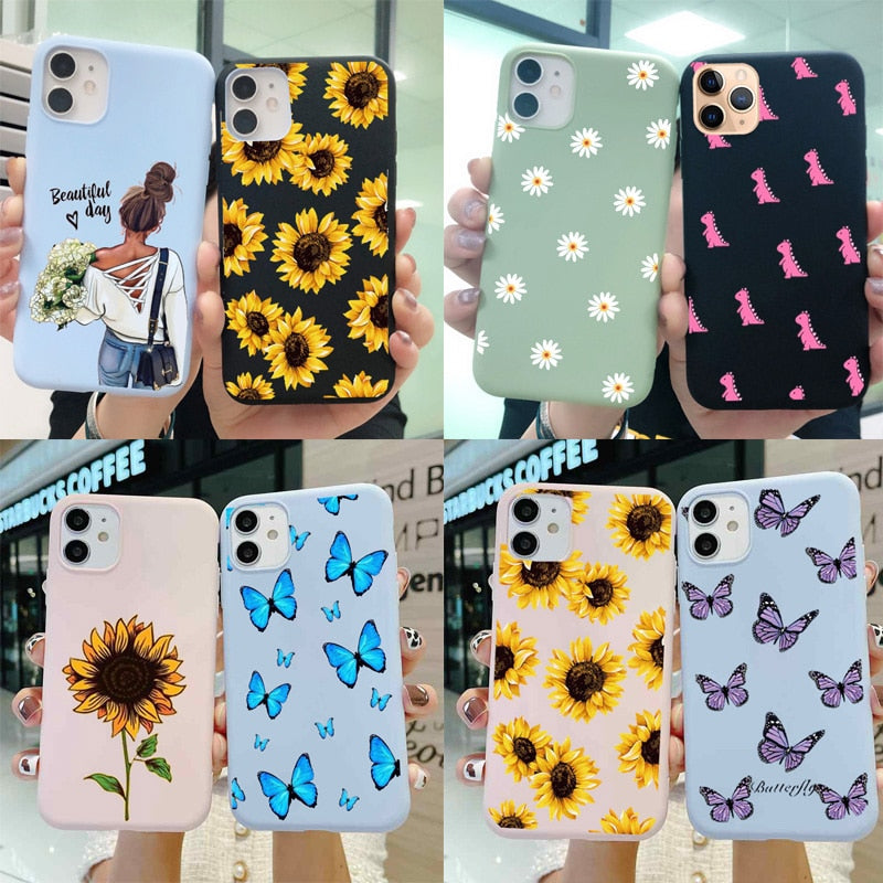 Cute Pattern Style Case for iPhone 13
