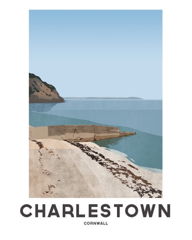 'Charlestown II' by Jetty Street Press