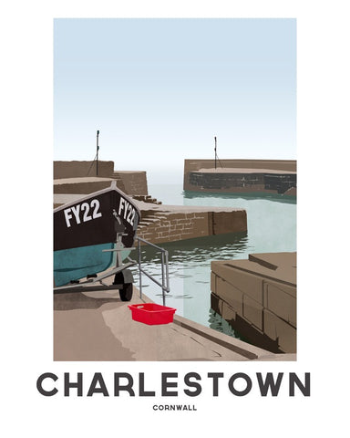 'Charlestown IV' by Jetty Street Press