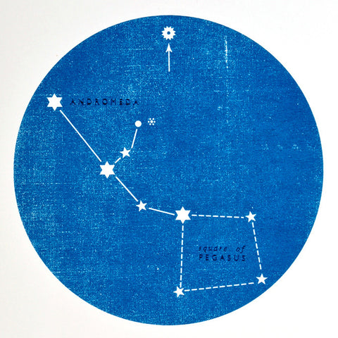 'Constellation' by Pirrip Press