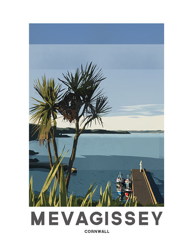 'Mevagissey III' by Jetty Street Press