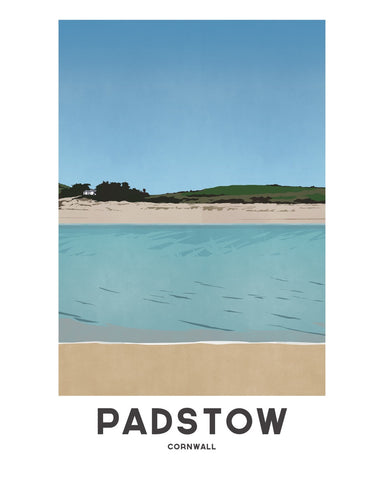 'Padstow Estuary' by Jetty Street Press