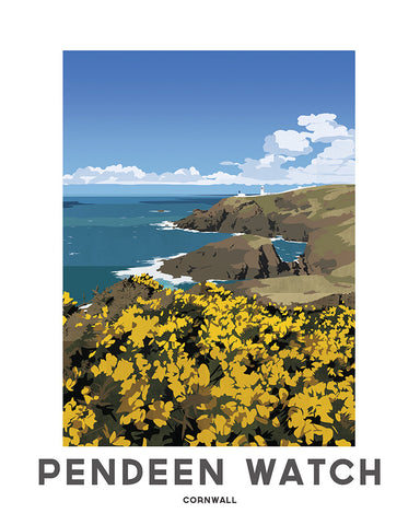 'Pendeen Watch' by Jetty Street Press