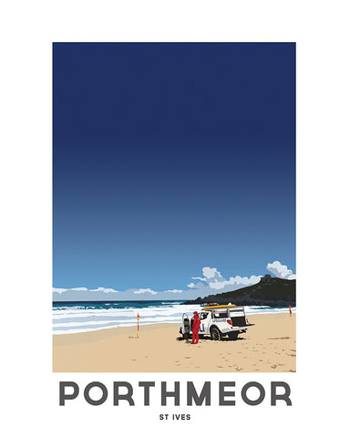 'Porthmeor' by Jetty Street Press