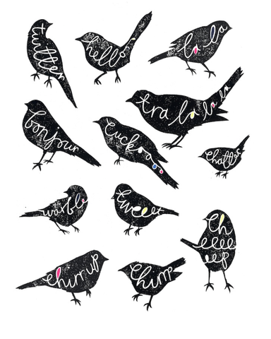 'Dawn Chorus' by Charlotte Farmer