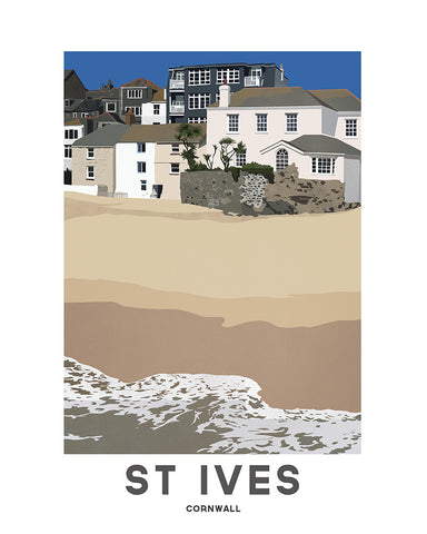'St Ives I' by Jetty Street Press