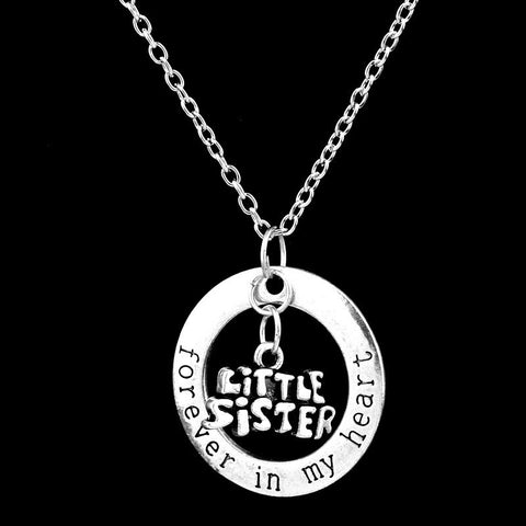 Little Sister Pendant Necklace