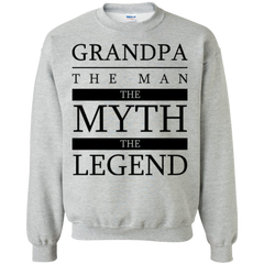 Grandpa The Man The Myth The Legend T-Shirt