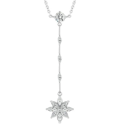 Chandelier Marquise Flower
