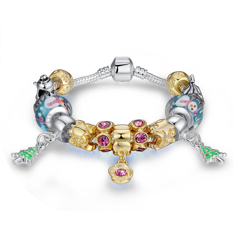 Christmas Party Must Have Charm Bracelet