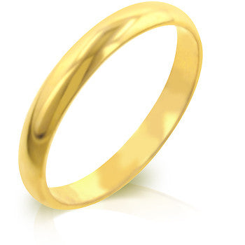 Classic Gold Eternity Ring