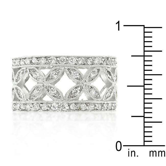Elegant Eternity Band