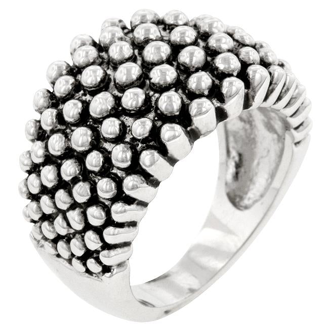 Studded Metal Ring