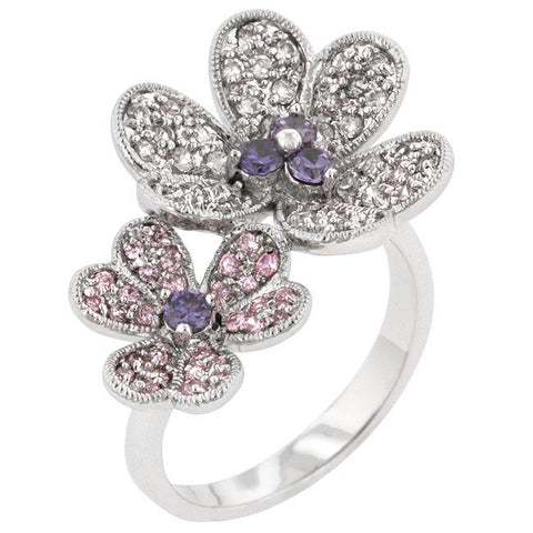 Blossom Fashion Ring