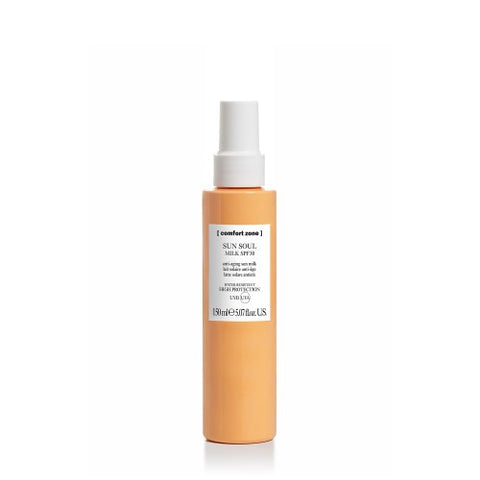 SUN SOUL BODY MILK SPRAY SPF30