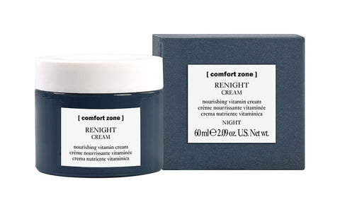 RENIGHT  CREAM - crema notte nutriente antiossidante