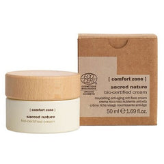 SACRED NATURE FACE CREAM 50ml. - crema viso