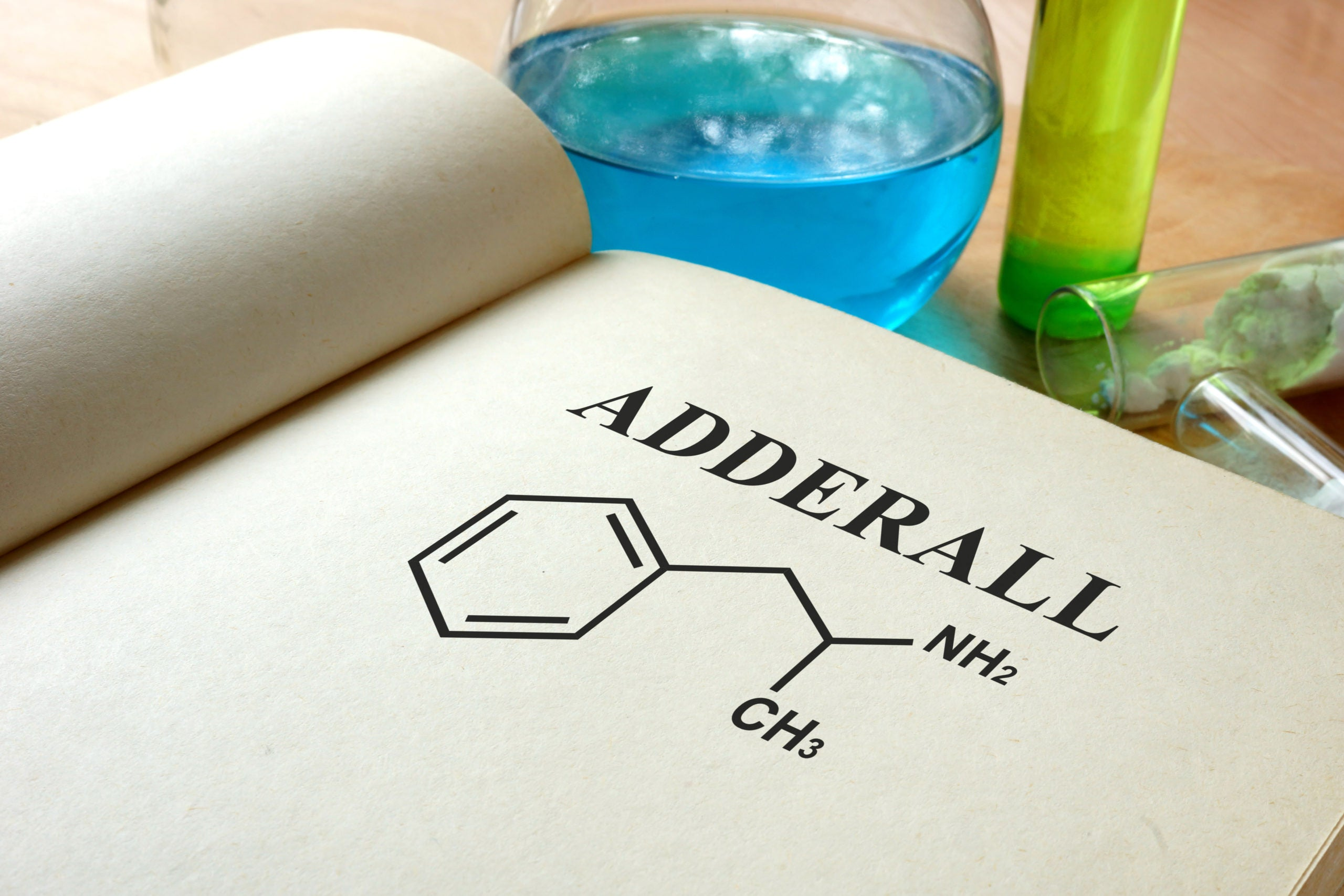 CBD and Adderall Interaction