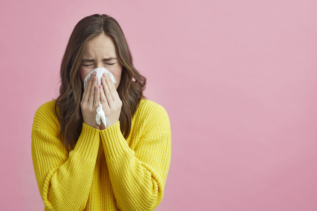 CBD Helps with Allergies