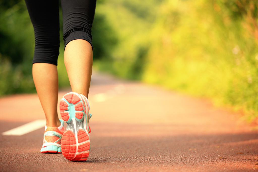Walk and Exercise Regularly
