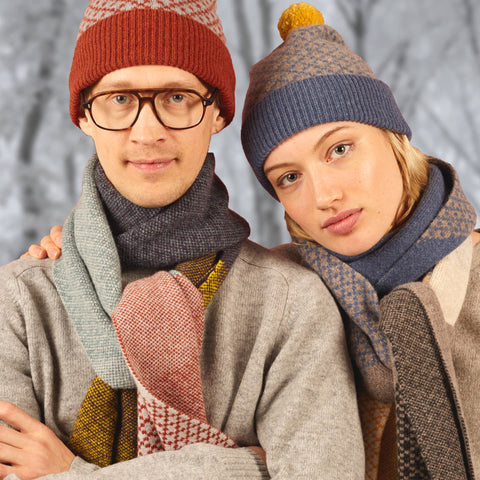 Cosy Lambswool Winter Warmers from Catherine Tough
