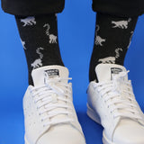 Men's Lemur Cotton Ankle Socks