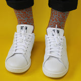 Mixed Pattern Collection - Men's Cotton Ankle Sock 3 Pack - SAVE 20%  - SORRY SOLD OUT