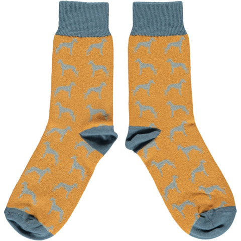 Ladies Whippet Cotton Ankle Socks
