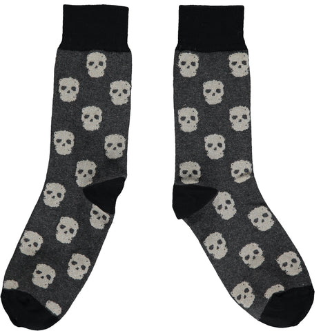 Black Sails Skull Socks - Catherine Tough x Daphne Olive