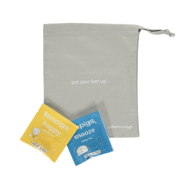 'Put Your Feet Up' Gift Bag