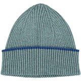 Sea Green Lambswool Beanie
