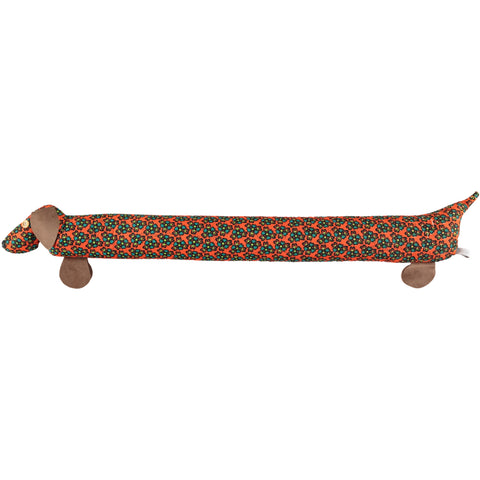 orange dog draught excluder