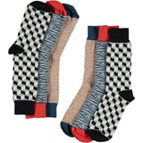 Pattern Bundle - Men's Cotton Ankle Sock 3 Pack