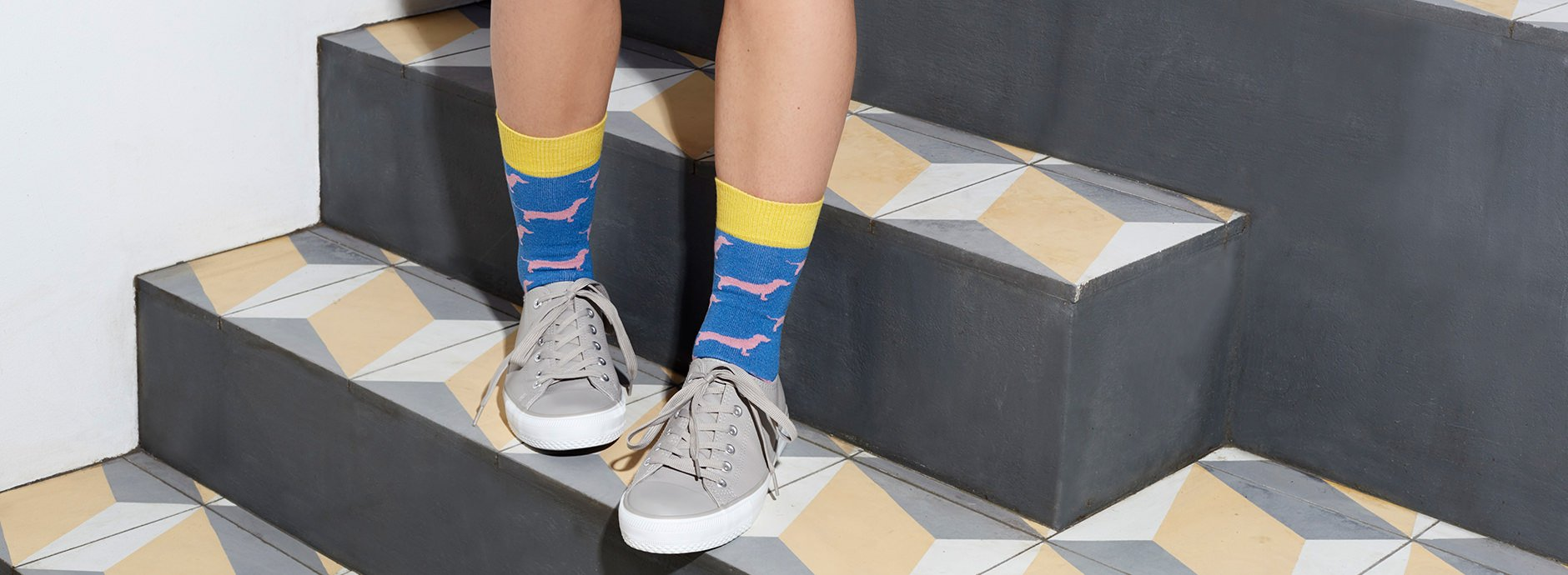Catherine Tough Socks Perfect For Lock-down and Social Distancing at Catherine Tough