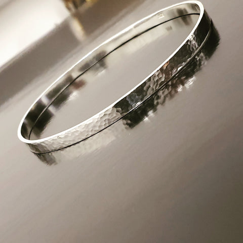 Sterling Silver Full bangle