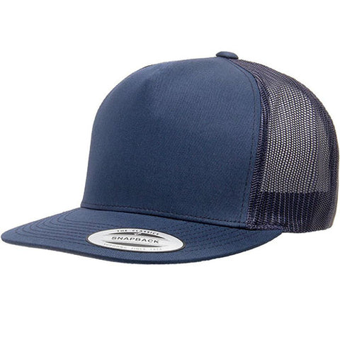 5 PANEL CLASSIC TRUCKER NAVY