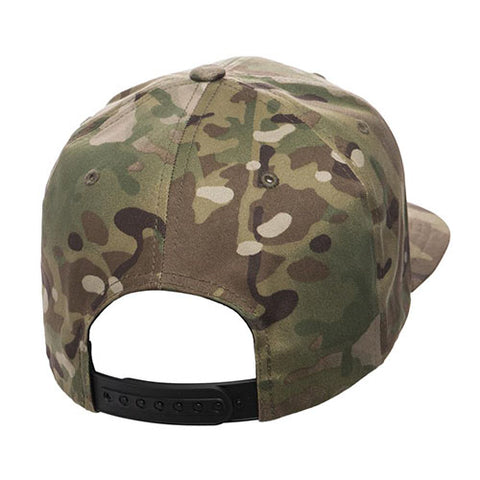 [NEW] Yupoong Classic Snapback MULTICAM