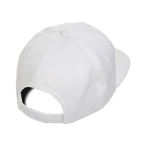 [NEW] Yupoong The Classic Snapback White