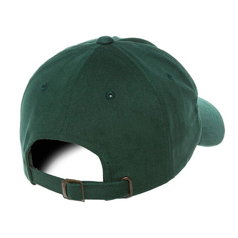 UNSTRUCTURED LOW PROFILE COTTON TWILL DAD HAT SPRUCE