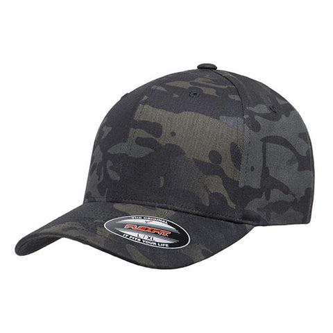 6277 FLEXFIT MULTICAM BLACK