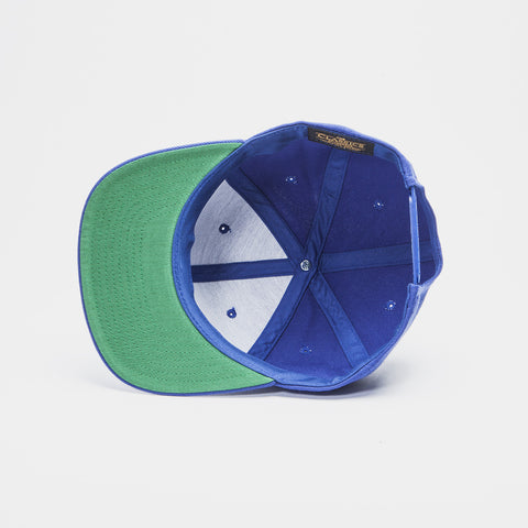 Yupoong The Classic Snapback Royal