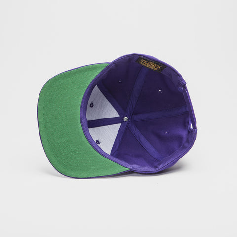 Yupoong The Classic Snapback Purple