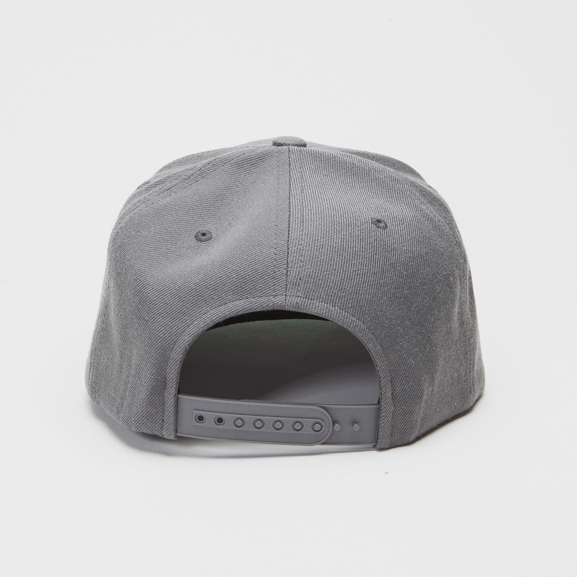 f5a40e75911 Yupoong The Classic Snapback Dark Grey