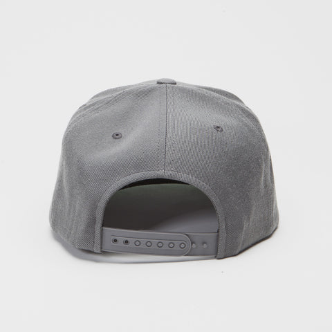 Yupoong The Classic Snapback Dark Grey
