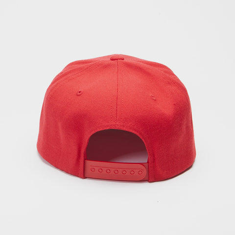 Yupoong The Classic Snapback Red